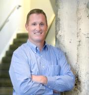 Portrait of Ben Bigelow