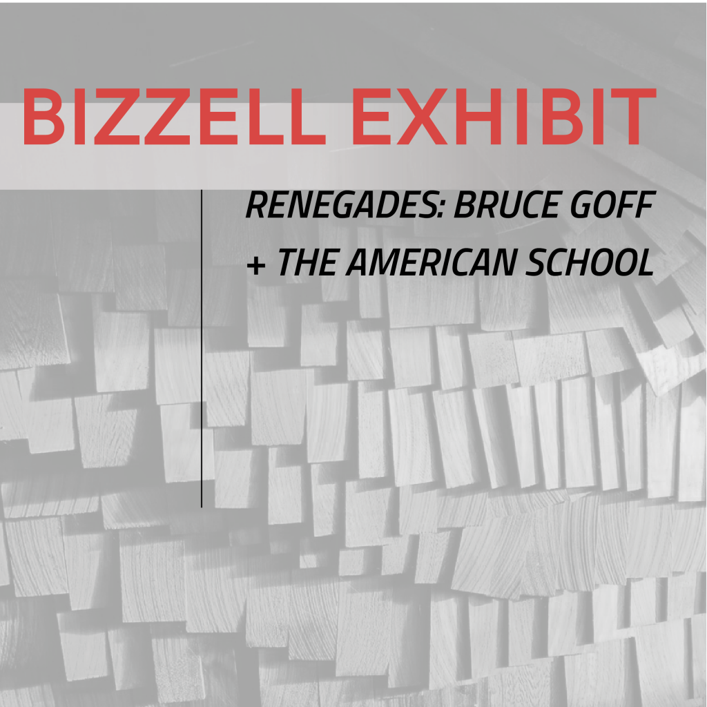 Bizzell Exhibit: Renegades