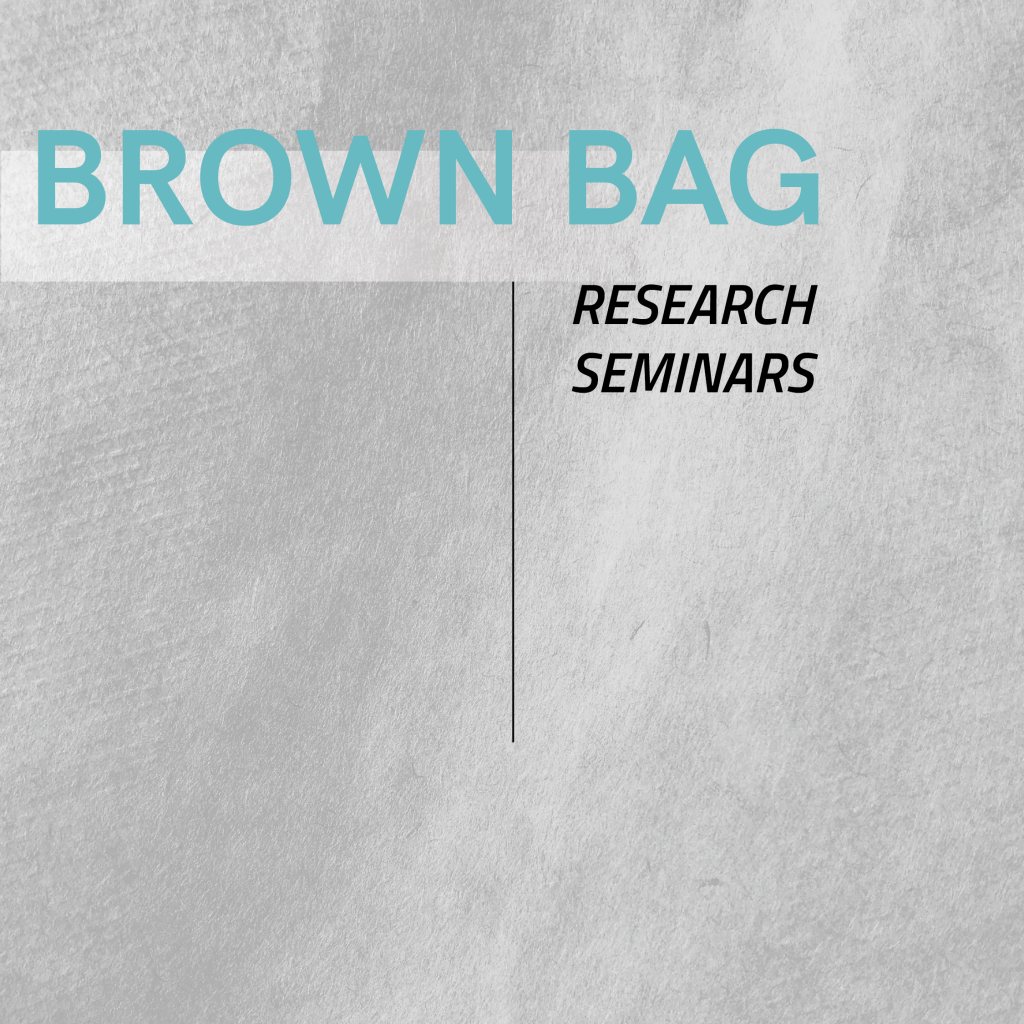 Brown Bag Seminars